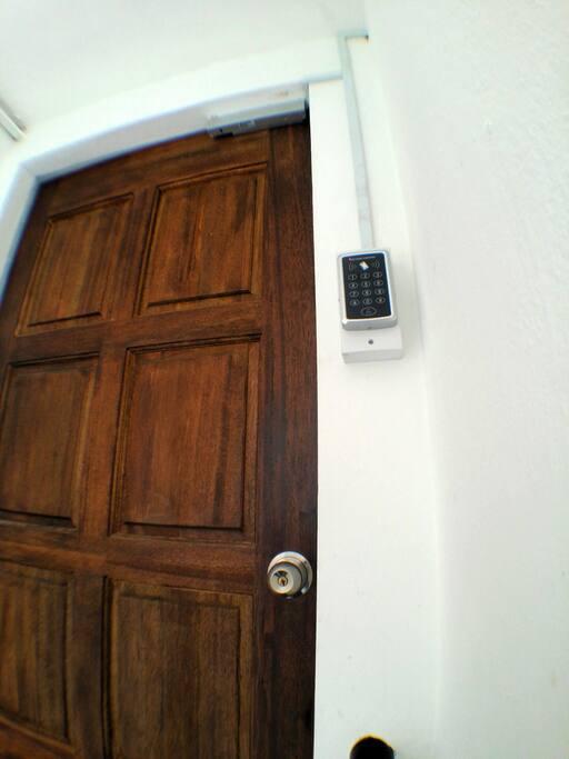 Electric Security Door Lock