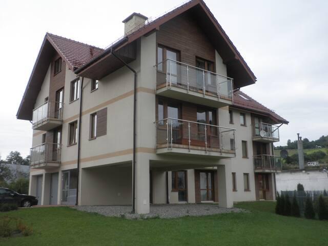 Apartament ELAND Krynica-Zdrój - Krynica - Byt