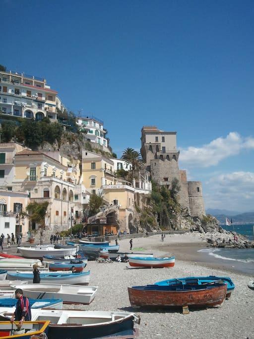 Ville Con Giardino In Affitto In Campania