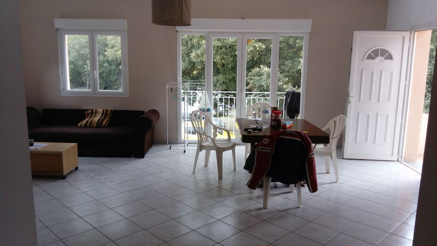 Bel appartement calme. - Morosaglia, Corse, FR - Apartment