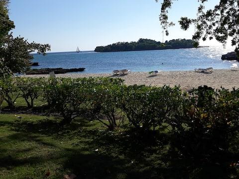 Point Village Resort.  Norman Manley Blvd, Negril