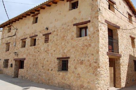 Nice house by the river Ebrón (5p) - Los Santos - House