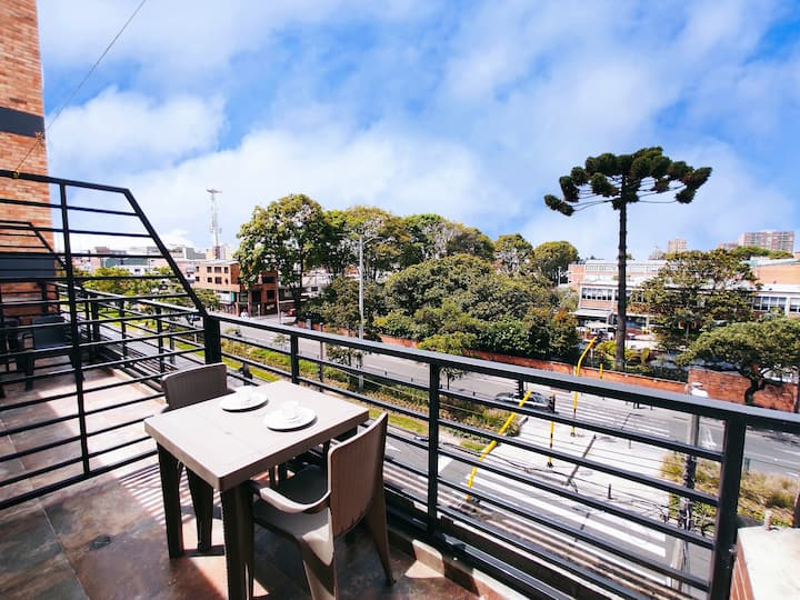 Amazing New Apartment With Private Balcony!!!