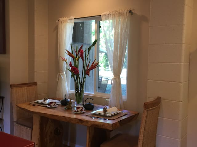 The Breezeway Studio - Breath in and Enjoy Nature!