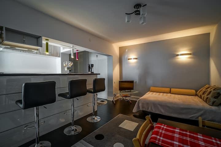 Central Studio * Dristor Metro  ParkLake*Ikea Pldy