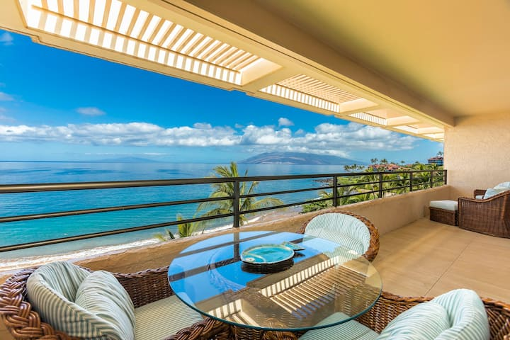New Listing! Direct Ocean Front Polo Beach 805!