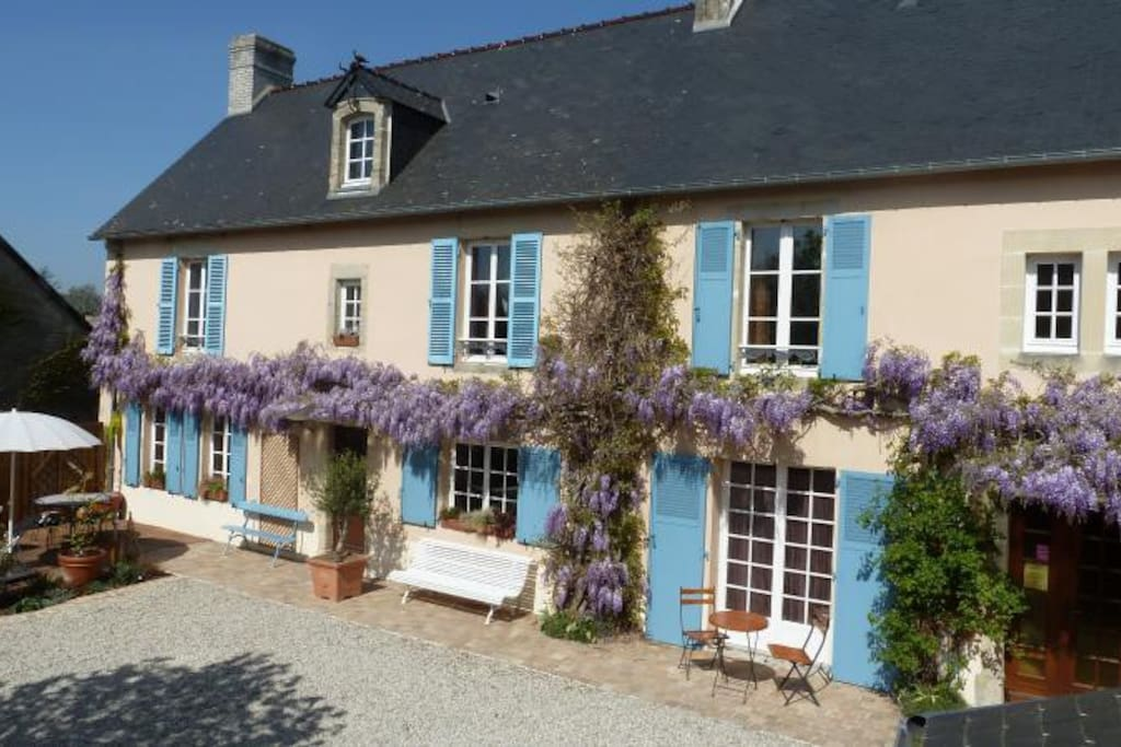 Chambre d 39 h te de charme bed breakfasts for rent in - Chambre d hote st martin de re ...