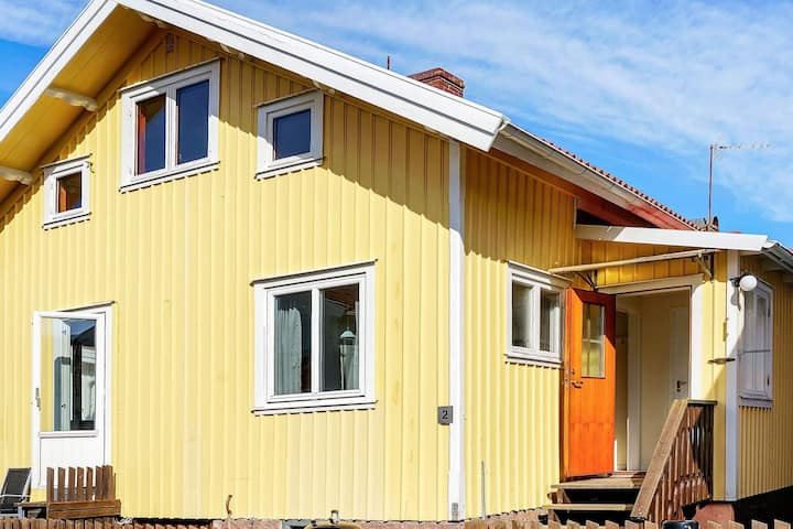 4 person holiday home in SMÖGEN