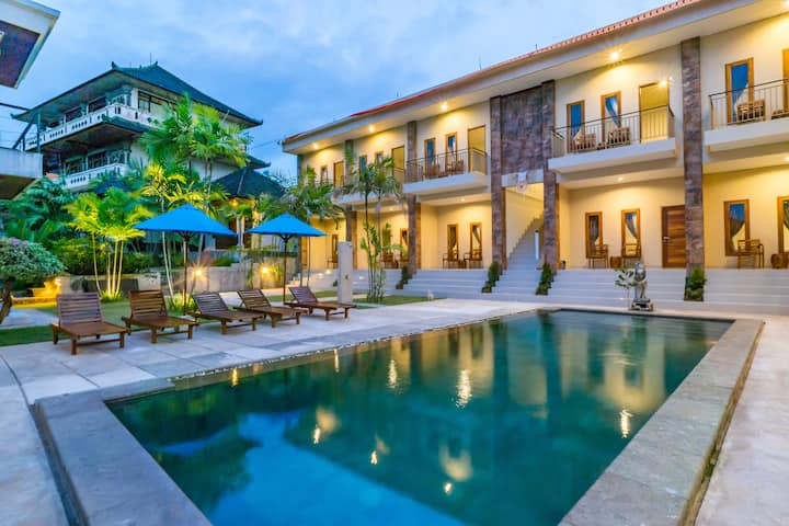 Lighthouse Lodge on Uluwatu Cliff and Beaches #3BR