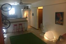 Hip One Bedroom Apt . Calle Loiza