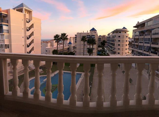 Los Arenales Del Sol Apart.Los Buenos Aires de Mar