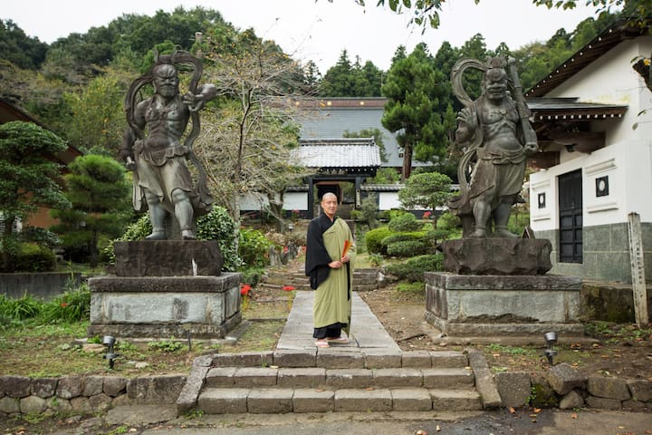 (NEW)Historical Zen temple auberge staying private