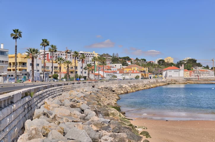 3 Bedroom Apartment by the Beach - Paço de Arcos - Daire