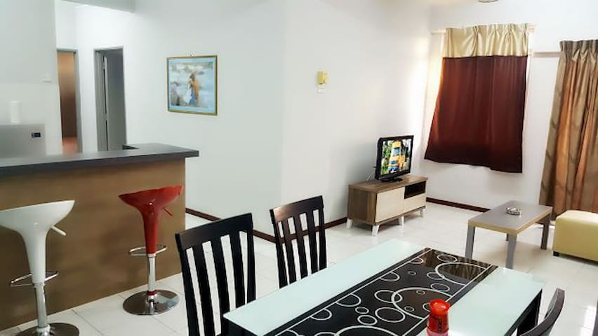 Cozy & modern home near Port Dickson attractions
