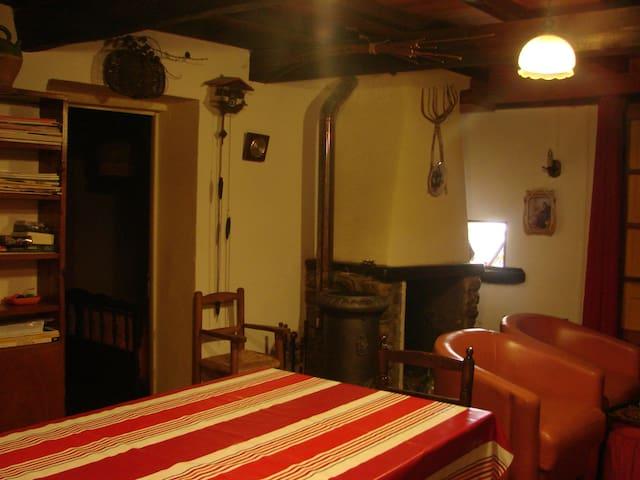 Maison à partager à groupe ou familles - Serdinya - Apartment