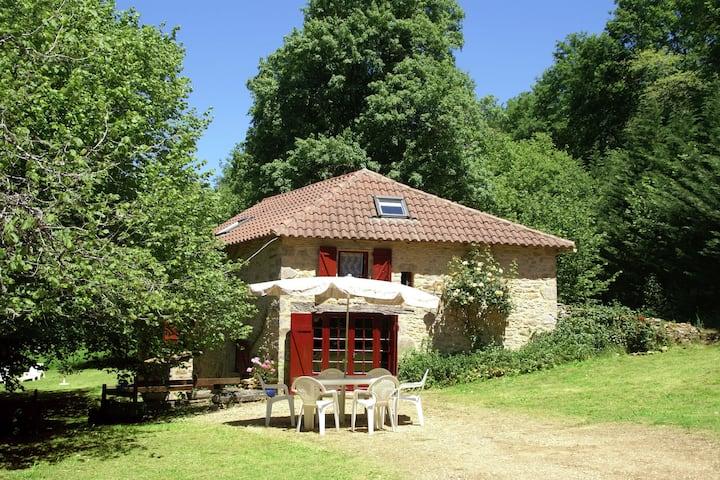 Maison de vacances moderne à la forêt en Aquitaine