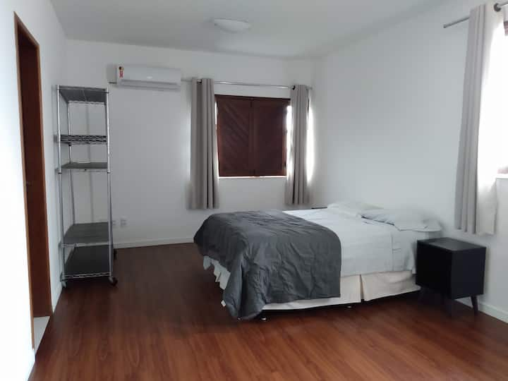 Room on BeachHouse along Bahia's Coast