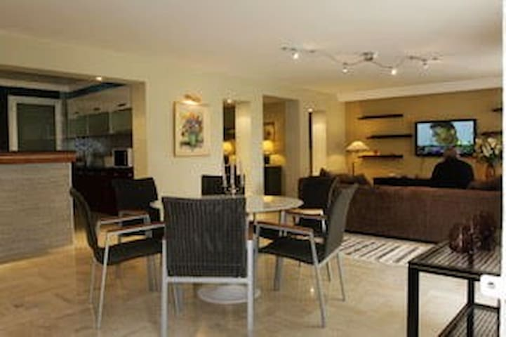 Beautiful Apartment on the Hill of Gammarth