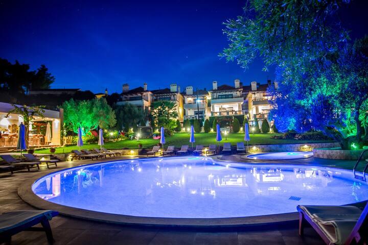 Kassandra Village Resort DELUXE - Pefkochori - Pis