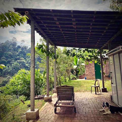 Plateau Farm Campsite 1, Janda Baik