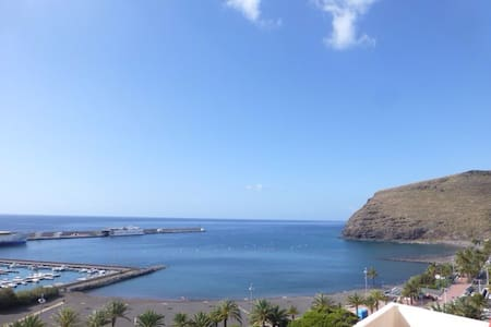 Penthouse with a big terrace - San Sebastián de La Gomera - Wohnung