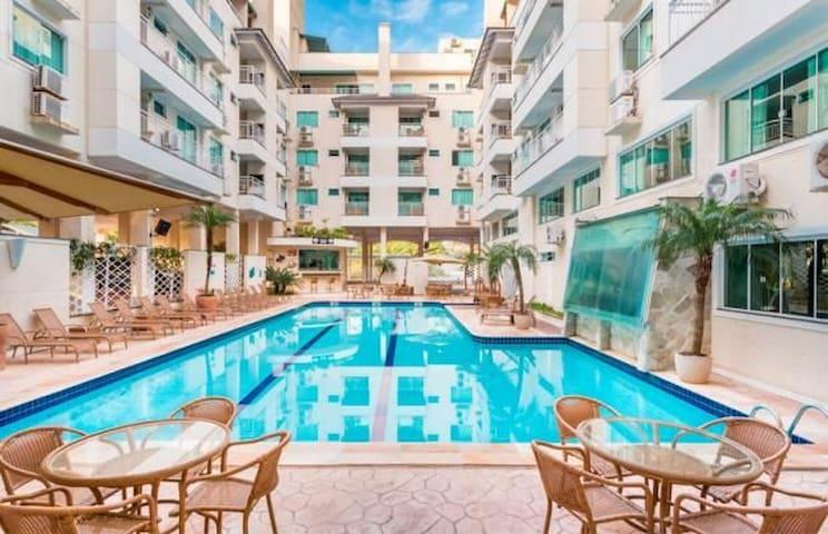 Apartamento no Summer Beach em Bombinhas.