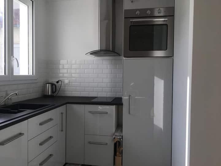 Appartement moderne, lumineux et calme