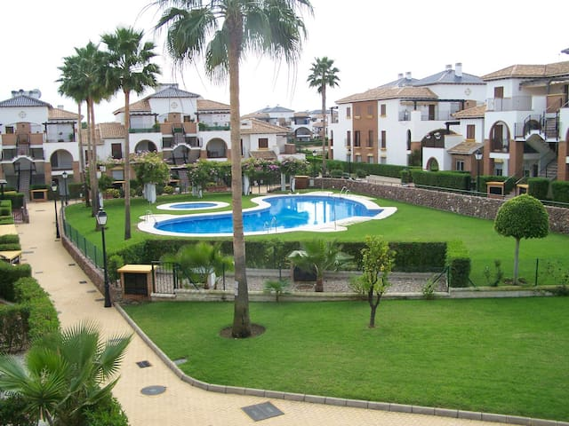 Beautiful Alandalus resort Vera Playa, Andalucia