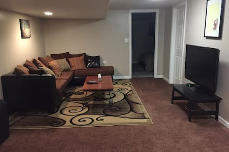 Comfy and Spacious Near Midway Airport - Chicago