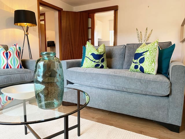 Apartment close to Ninewells Newly Furnished