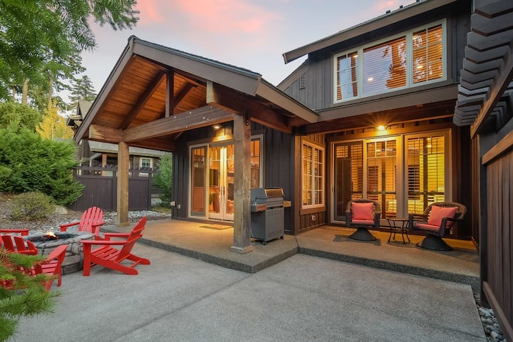 4th NT FREE_Affordable Kid & Pet Friendly Townhome Outdoor Gas Firepit