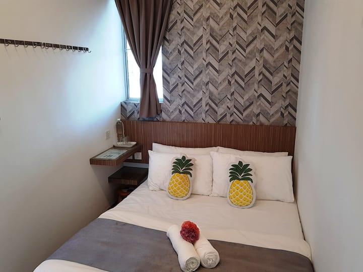 Teruntum 96 *D2* Hotel Room Design* HTAA* Town*