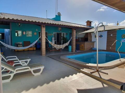 Casa de Praia no Abais-SE. Energia R$ 1,00 por kWh