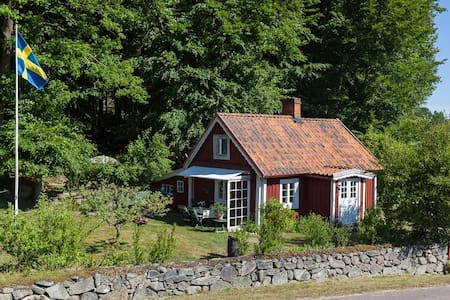 Cottage from the 1800s - Sölvesborg