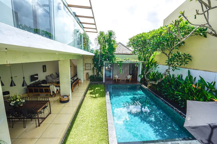 3 Bedroom Newly Furnished Batu Belig - LeLu Villa