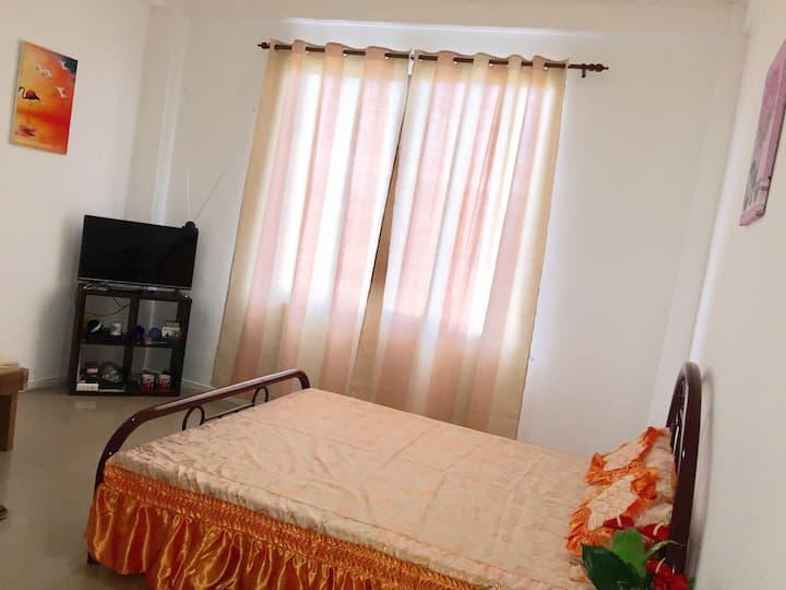 Spacious, Cheap Private Room + Wifi
