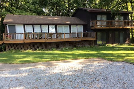 House near Lake and 2 Golf Course. - Rochester - Hus