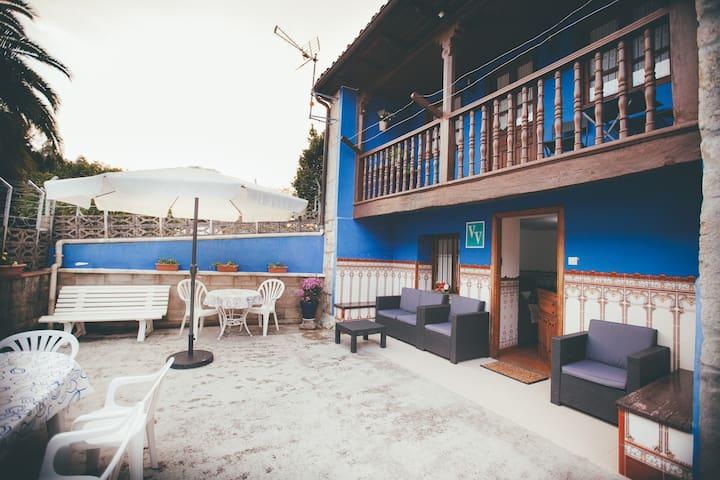 Casa La Vega - Llanes - Huis