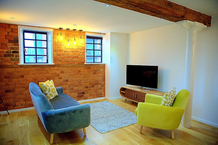 Quay Rest...'A Brilliant Place to Stay' - Gloucester - Apartment