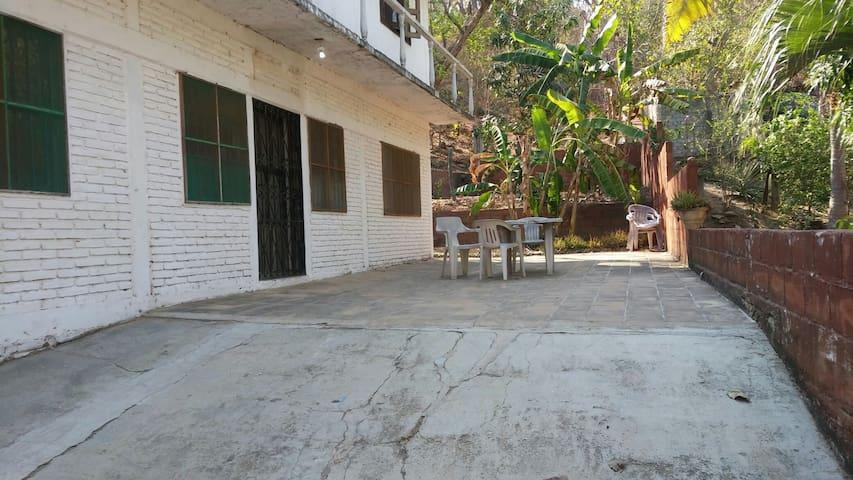 Departamento para 4 personas - Mazunte - Apartment