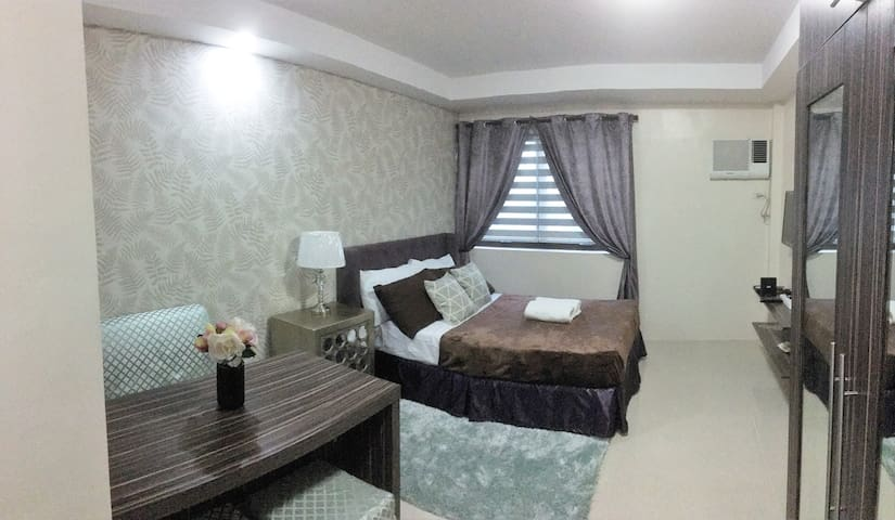 Fully Furnished Studio Type Condo at Mabolo