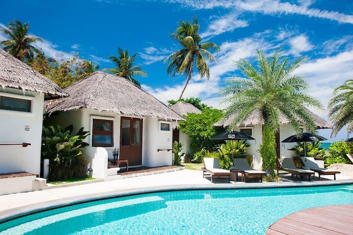 Lazy Days Samui Beach Resort- Garden Bungalow 2