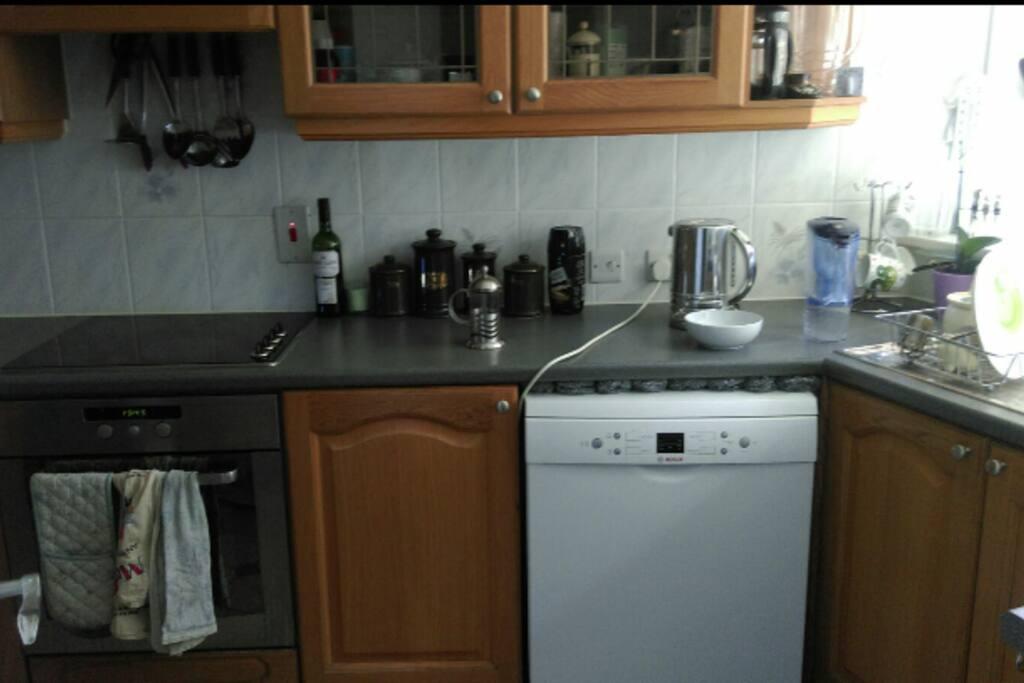 Dishwasher - Handy!!