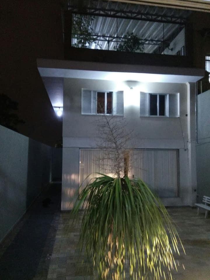 Stúdio-independente-Suite c/cozinha-Zona Norte-SP
