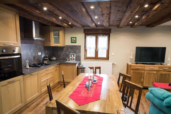 petite maison - Wintzenheim - Apartamento