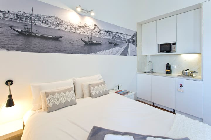 Porto city centre apartment H - Porto - Apartemen