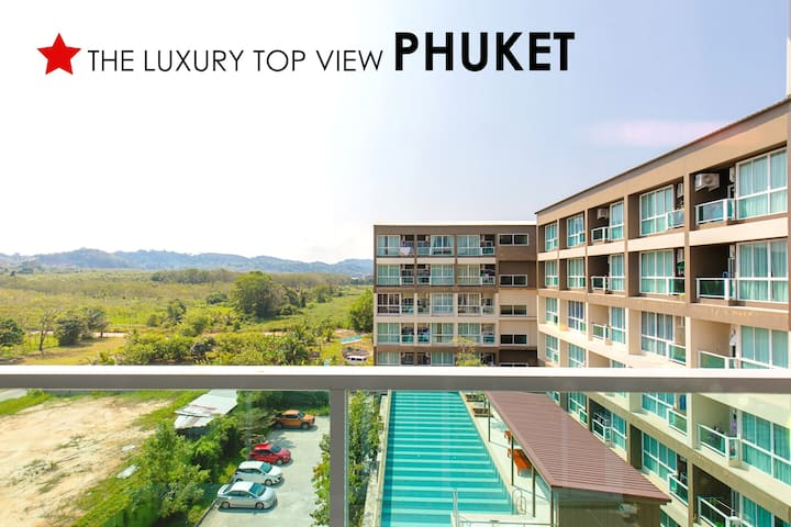 Luxury top view Phuket Airport by BM Group : POOL8
