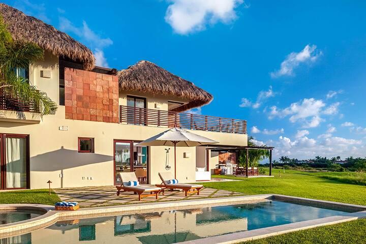 Zen Casita 9 Luxury Villa - Punta Mita - Villa