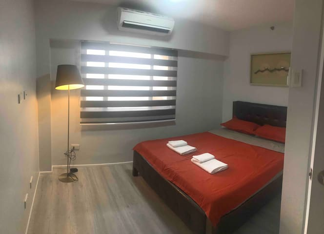 Timog Quezon City Condo 2 Bedroom 2 Toilet & Bath