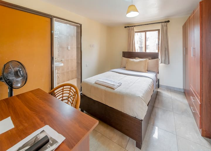 Single Rooms at Joy Palace Hotel Westlands